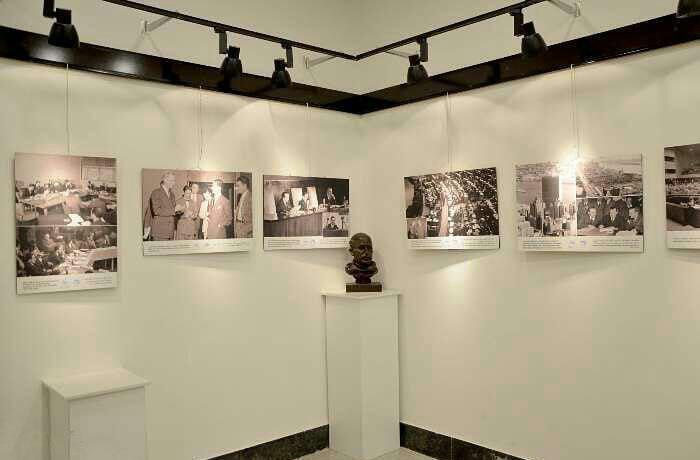 نمایشگاه سازمان ملل در خرم آباد