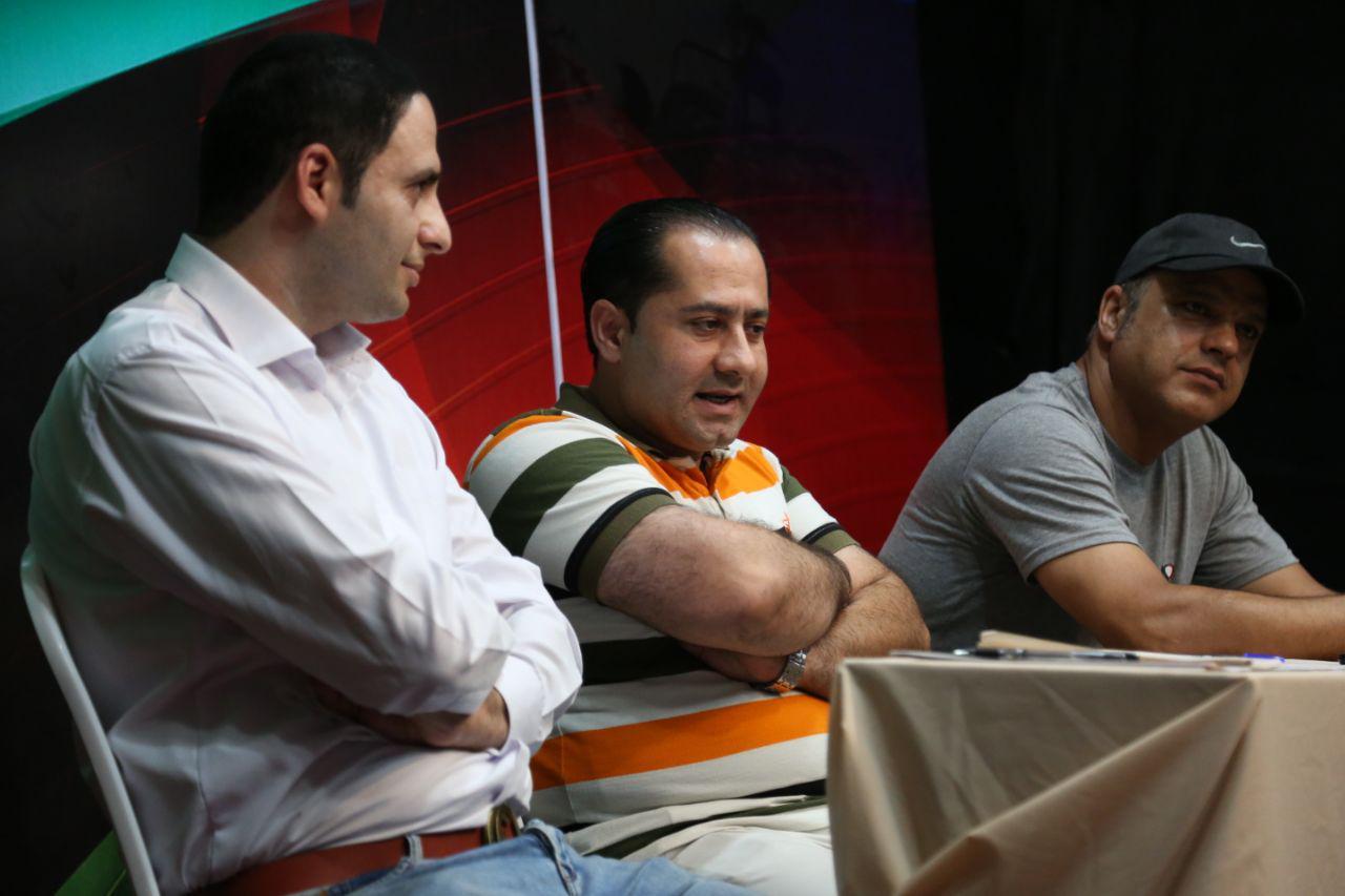 جشنواره استنداپ کمدی در رشت