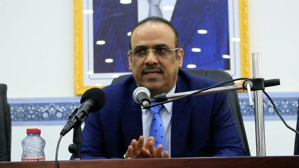 اظهارات احمد المیسری در مورد اختلاف هادی و ابوظبی