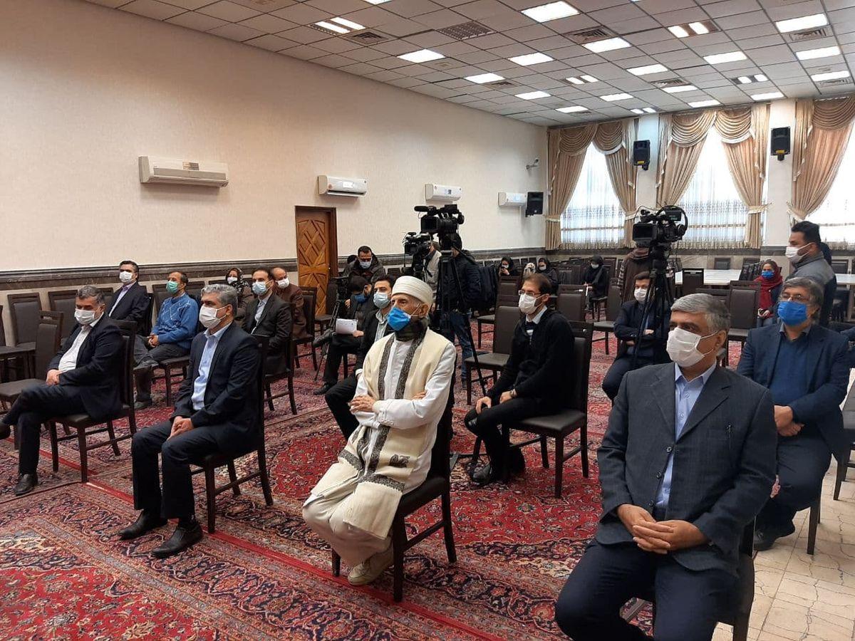 افتتاح شعبه حل اختلاف زرتشتیان در تهران
