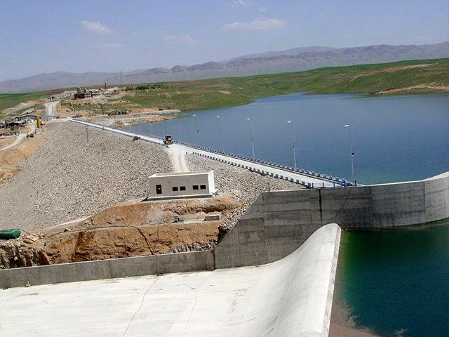 کاهش 24 درصدی ذخیره سدهای تهران در سال 97