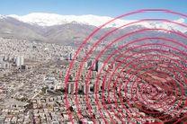 زلزله ۵٫۲ ریشتری جمهوری آذربایجان بخشهایی از اردبیل را لرزاند