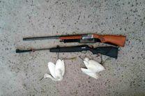 متخلفان شکار و صید در 3 شهر مازندران شناسایی و دستگیر شدند