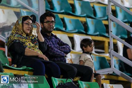 جشن قهرمانی شهرداری بم در لیگ برتر بانوان