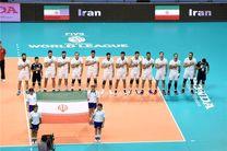 ایران - ایتالیا در ایران مقابل هم قرار می گیرند