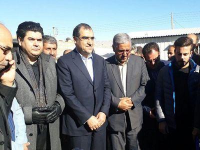 ساخت 62 خانه بهداشت در مناطق زلزلهزده کرمانشاه با کمک خیران