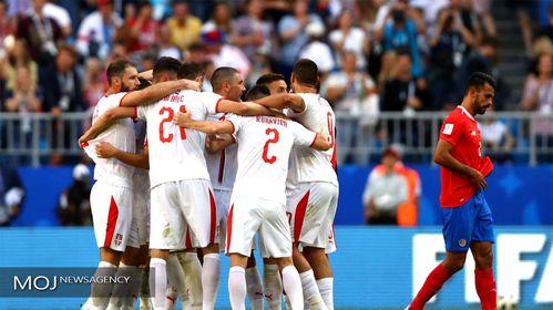 بازی های روز چهارم جام جهانی 2018 روسیه