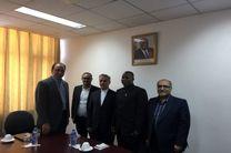 رایزنی مقامات ایرانی و غنایی در زمینه صادرات دارو از تهران به آکرا