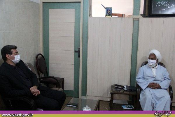 برنامه های فرمانداری یزد در روزهای آغازین هفته دولت