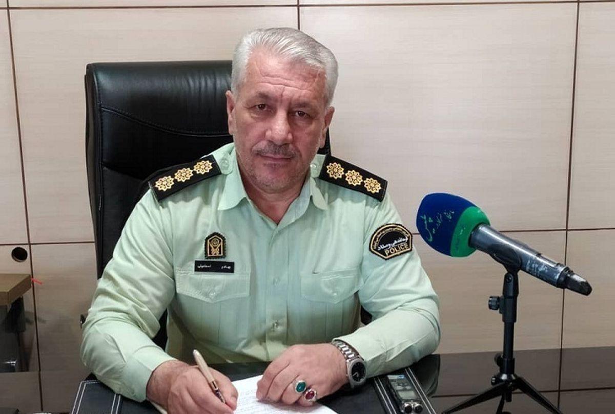 اجرای طرح فتح در قم با دستگیری30 نفر سارق و 16 نفر اراذل و اوباش