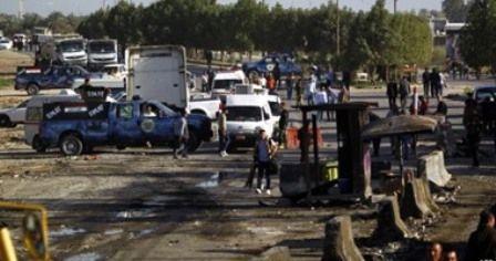 انفجار بمب در بغداد یک کشته و سه زخمی بر جای گذاشت