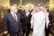 تاکید پادشاه سعودی بر حمایت از وحدت عراق و مشارکت در بازسازی این کشور