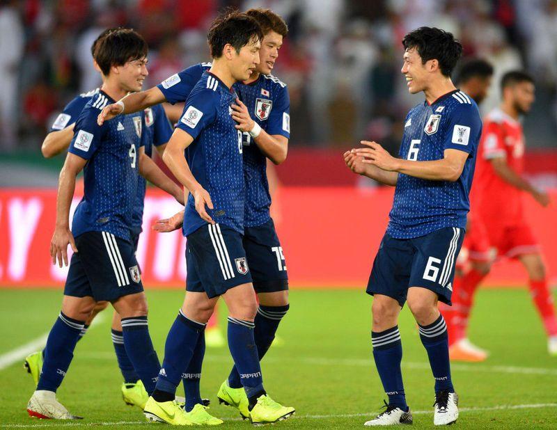 نتیجه بازی ژاپن و عمان/ صعود ژاپنی ها قطعی شد