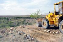 10 هزار متر مربع اراضی ییلاقی مهریز رفع تصرف شد