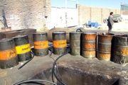 کشف محمولهی گازوئیل قاچاق در بندرلنگه
