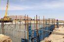 عملیات اجرایی پروژه تصفیه خانه مرکزی در شرکت کشت و صنعت مغان آغاز میشود