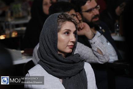 افتتاح جشنواره فیلم و هنر های تجسمی شهر / حدیث میر امینی