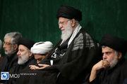 مراسم بزرگداشت شهید سلیمانی و همرزمانش از سوی رهبر انقلاب برگزار شد