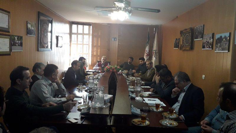 دوازدهمین جلسه شورای مرکزی حزب اراده ملت برگزار شد