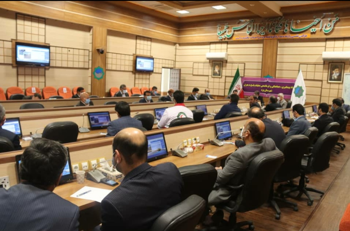 احیای رودخانه اصلی شهر یزد موضوع مهم مدیریت بحران شهرستان است