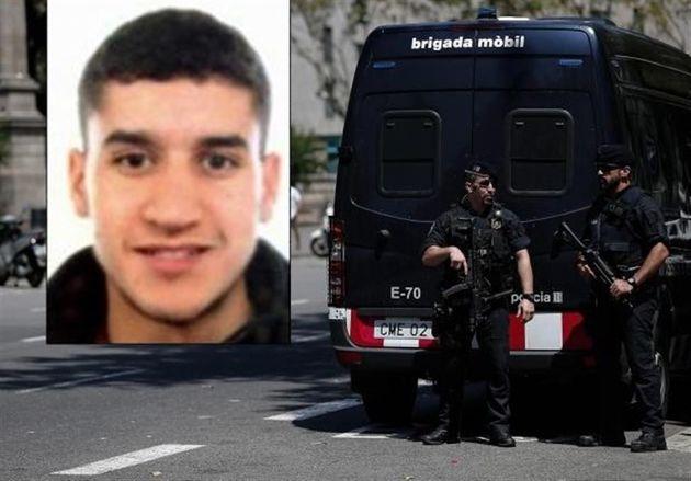 مقام اسپانیایی: عمال حمله تروریستی بارسلونا یک مراکشی است
