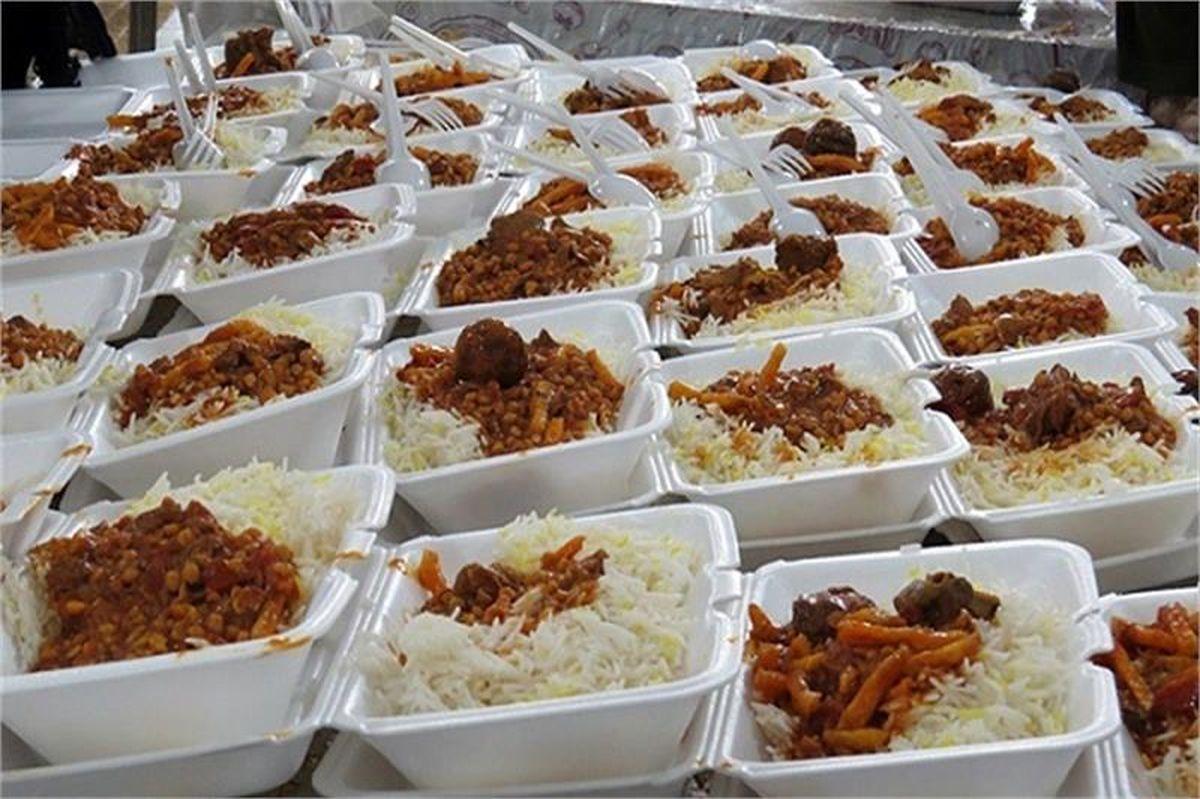 توزیع 650 هزار پرس غذای گرم بین نیازمندان