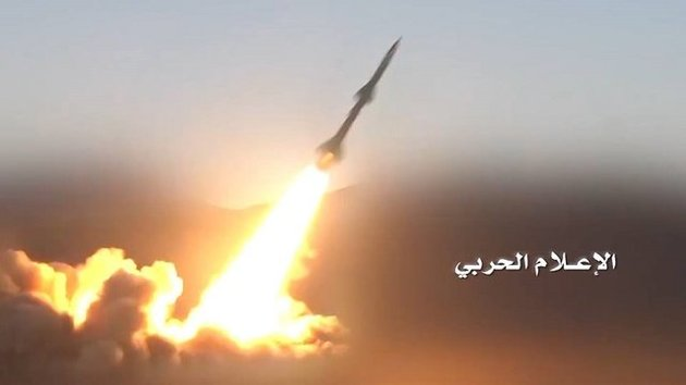 انصارالله یمن تاکنون 83 موشک به خاک عربستان شلیک کرده است