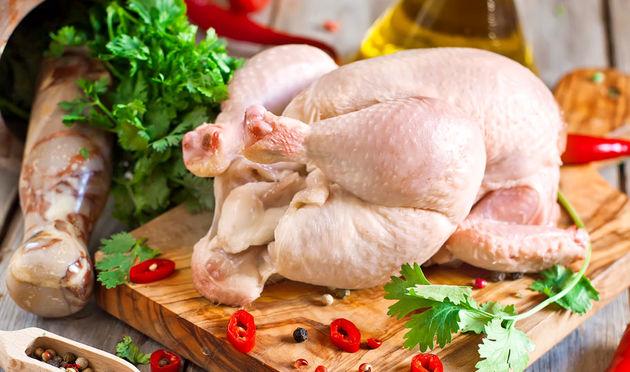 قیمت گوشت مرغ ۲.۱ درصد افزایش یافت