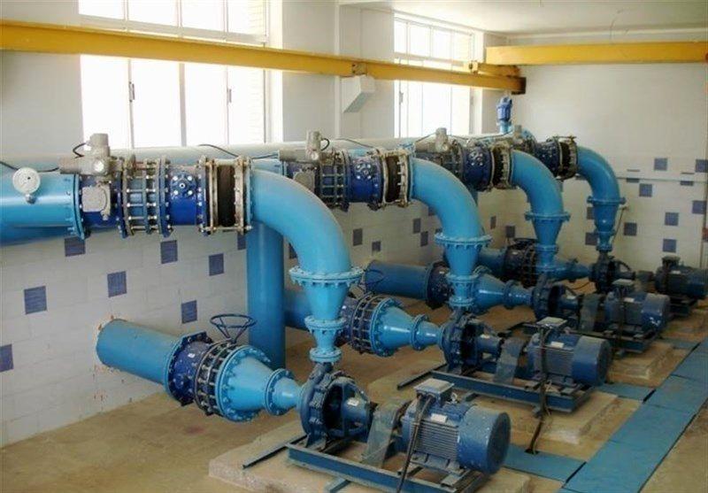 تقویت فشار آب شرب 850 خانوار روستایی شهرستان های شفت و رضوانشهر