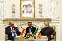 عراق می تواند نقش مهمی در حل مشکل سوریه داشته باشد