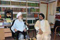 دیدار وزیر اطلاعات با نماینده ولی فقیه در گیلان