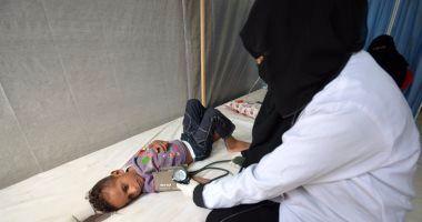 قربانیان وبا در یمن به ۱۹۰۰ تن رسید