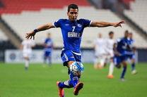شکست استقلال خوزستان برابر لخویا در نیمه نخست