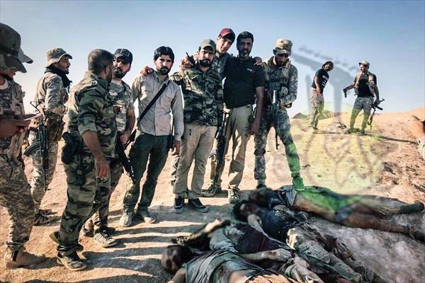 بازداشت گروهک وابسته به داعش  در صحرای الانبار