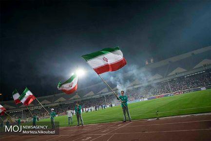 حاشیه بازی تیمهای ملی فوتبال جمهوری اسلامی ایران و ازبکستان