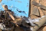 ادعای ائتلاف سعودی در خصوص انهدام یک پهپاد یمنی