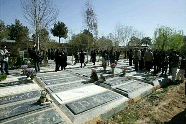 ممنوعیت ورود خودروهای شخصی به آرامستانهای کرمانشاه در دو پنجشنبه آخر سال