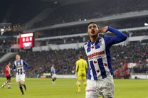 قوچاننژاد در تیم منتخب فصل لیگ هلند
