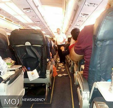 واکنش هواپیمایی تابان به اعتراض مسافران برای غذاهای بدبو: جبران می کنیم!