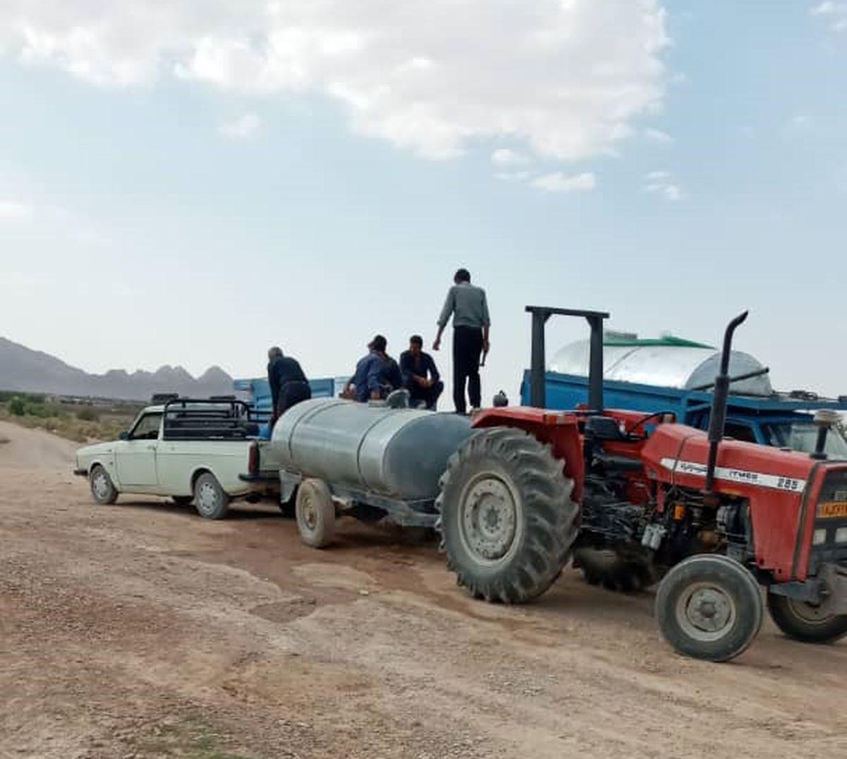 کشف سرقت 55000 مترمکعبی آب از خط آبرسانی شرق اصفهان