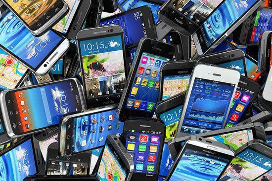 کاهش 86 درصدی واردات گوشی موبایل