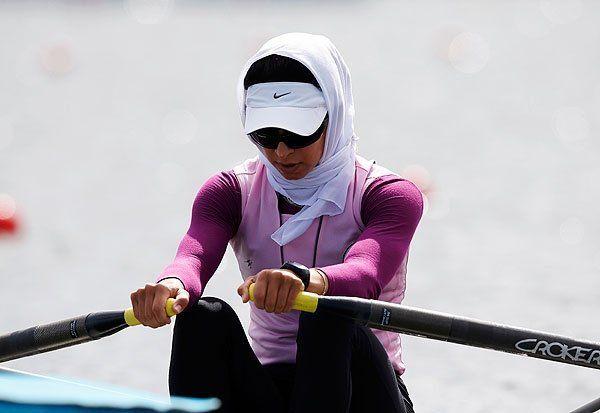 قهرمانی تیم تایدواتر هرمزگان در لیگ قایقرانی آبهای آرام بانوان کشور