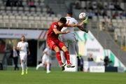 برتری ایران مقابل ویتنام در نیمه نخست