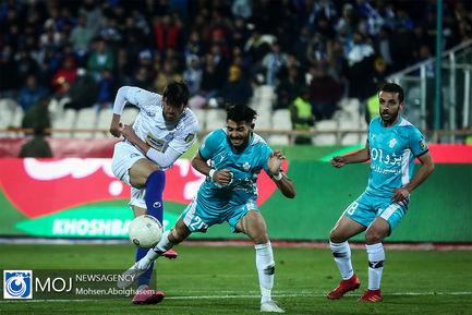 دیدار تیم های فوتبال پیکان و استقلال - ۱۸ آذر ۱۳۹۸