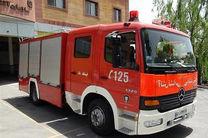 استقرار 100 دستگاه خودرو آتشنشانی در محدوده مراسمات شبهای قدر