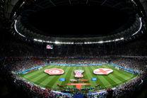 پایان نیمه اول دیدار انگلیس و تونس با تساوی