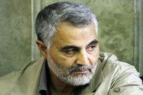 گفت و گوی قاسم سلیمانی پیرامون همه پرسی استقلال کردستان عراق