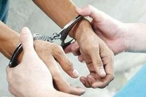 دستگیری جاعل عناوین نظامی در سعادت آباد