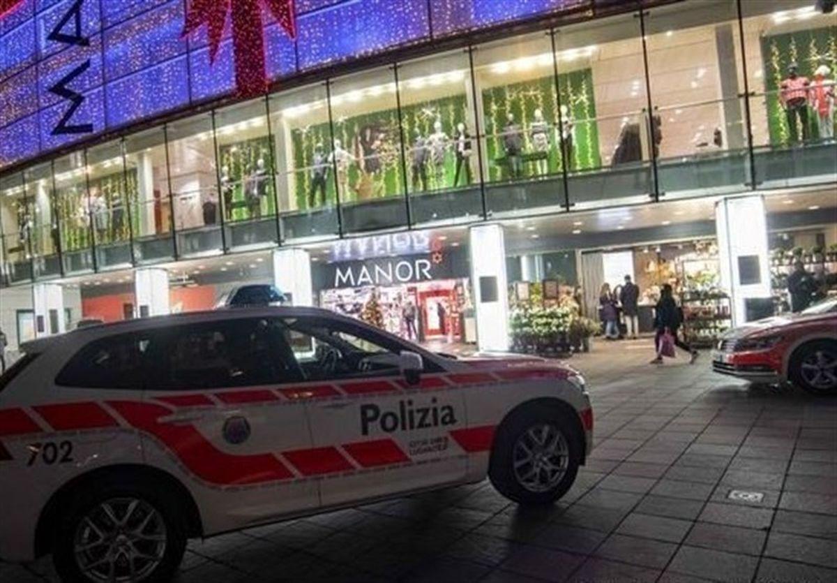 حمله یکی از طرفداران داعش با چاقو در سوئیس