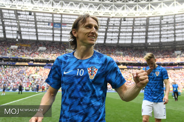 بهترین بازیکن جام جهانی 2018 روسیه انتخاب شد